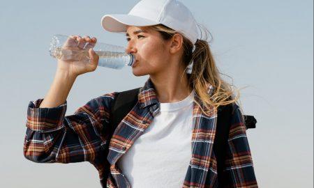 Nederlanders drinken te weinig water!